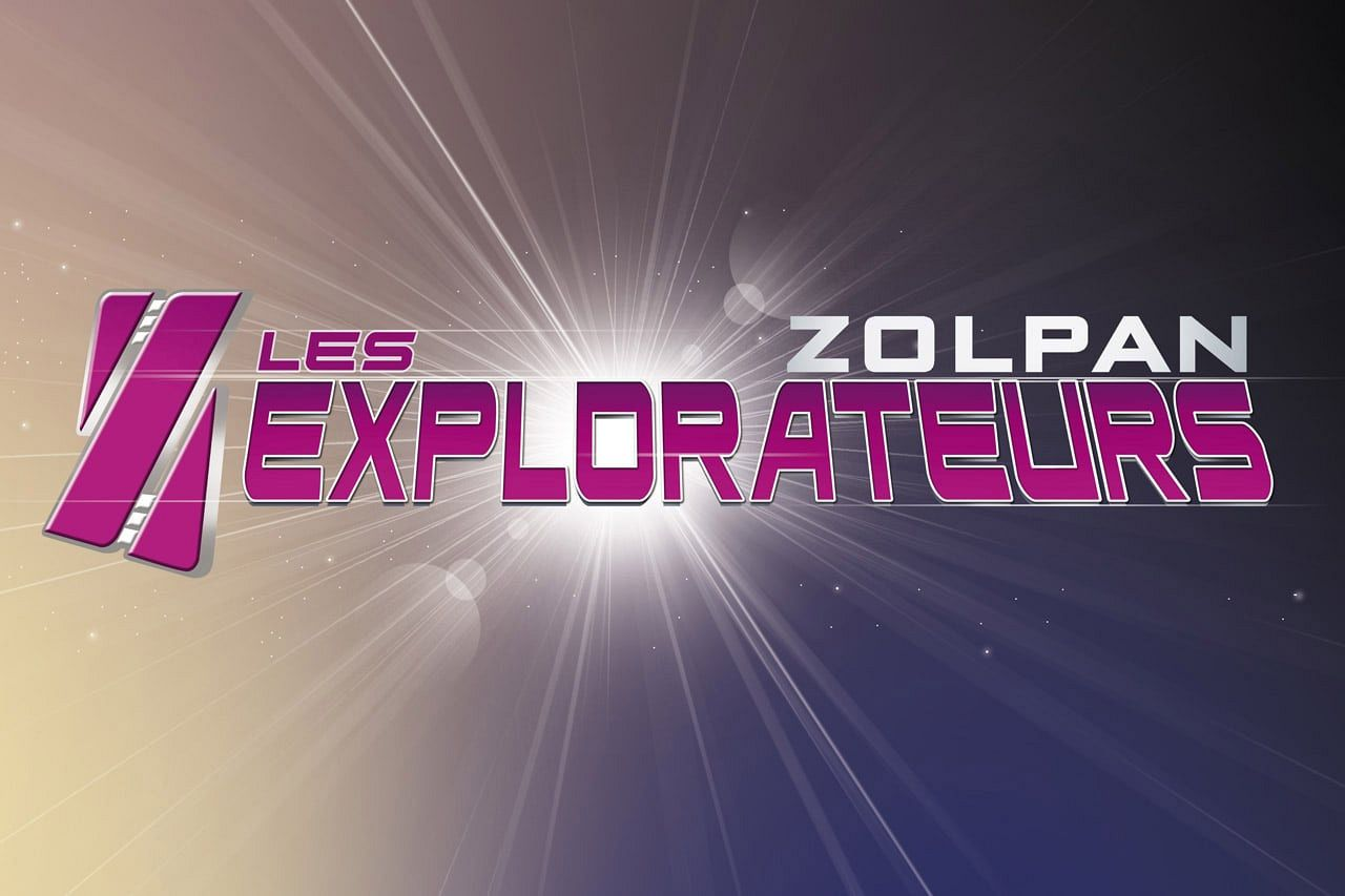 Illustration Les Zexplorateurs